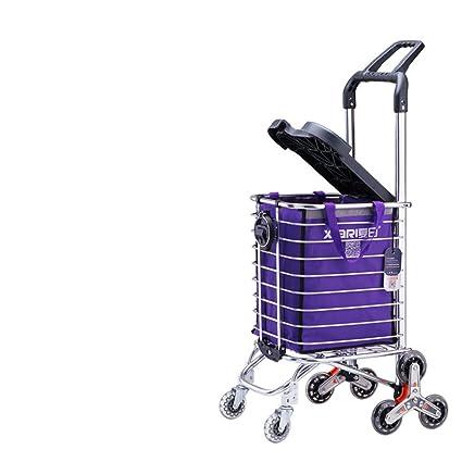 DXG&FX Comprar un carrito de verduras carrito pequeño carretilla del carro carretilla puede ser empujado puede
