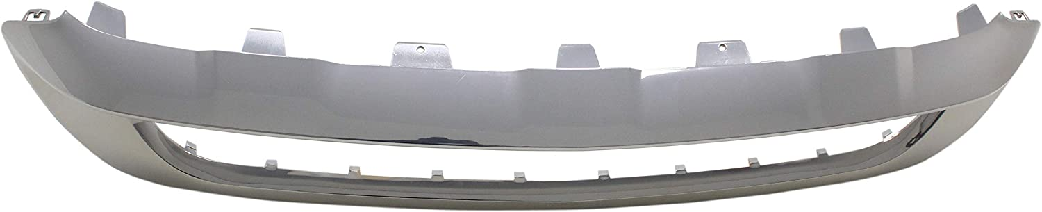 Garage-Pro Front Bumper Trim for MERCEDES BENZ S-CLASS 2003-2006 LH Chrome Chassis 220