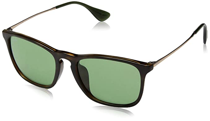 af2f0eb150 Image Unavailable. Image not available for. Color  Ray-Ban Men s Chris  Square Sunglasses ...