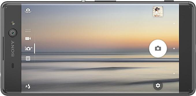 Sony Xperia XA Ultra - Smartphone de 6 (RAM de 3 GB, Super AMOLED, Mediatek Helio P10, 21.5 MP), Color Negro: Sony: Amazon.es: Electrónica