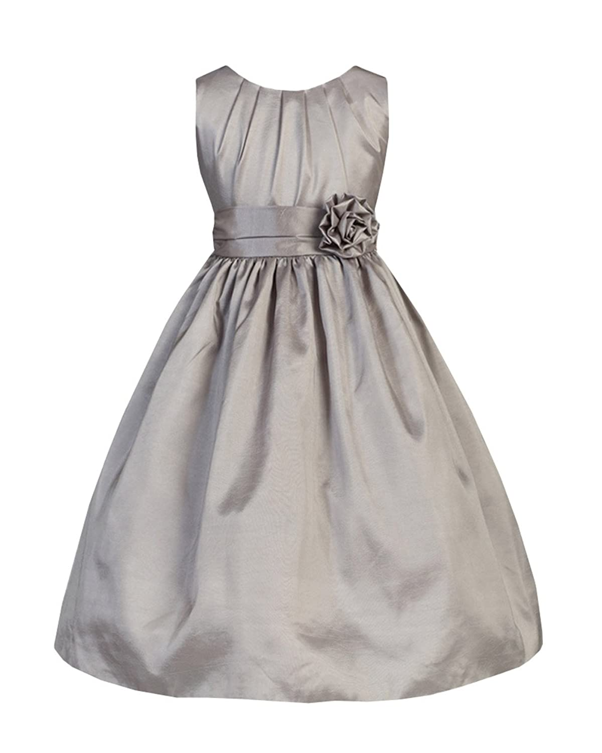 diane part prom silver party roco girls dress
