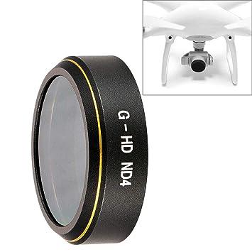 LWL House Filtro HD Drone Gris ND de la Lente for dji Phantom 4 ...