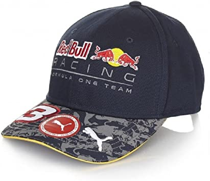 Red Bull Racing Max Verstappen conductor Cap: Amazon.es: Electrónica