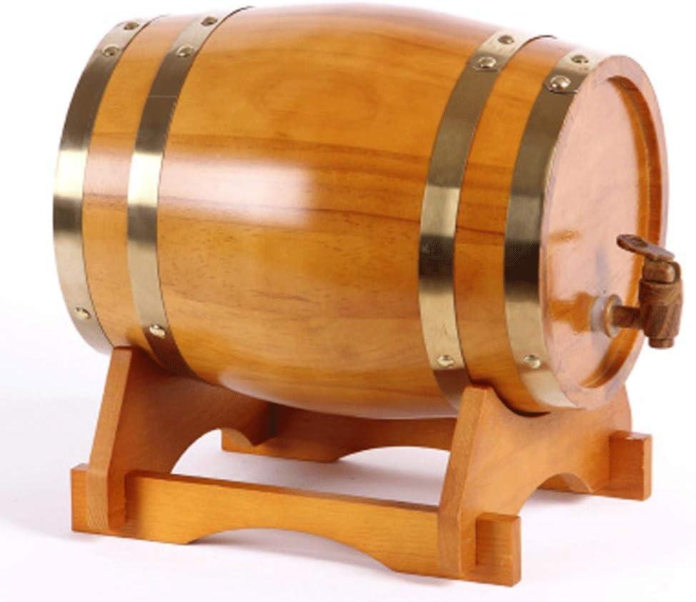 3L-50L) barril de roble y resina grifo almacenamiento vino y bebidas espirituosas barril de acero familiar botella de vino bebidas espirituosas cerveza fina langlang tequila vino blanco luz amarilla b