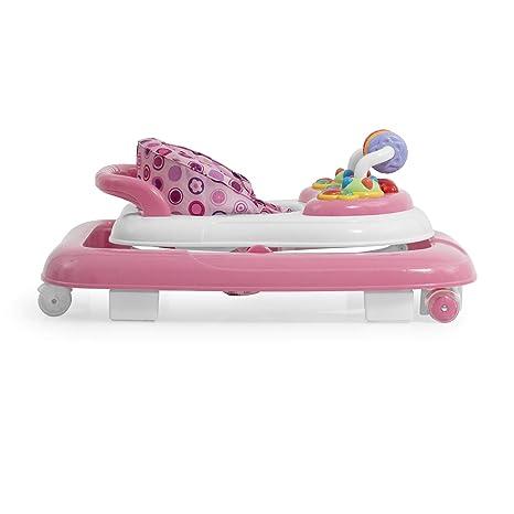 Innovaciones MS Andador Basic Rosa 435: Amazon.es: Bebé