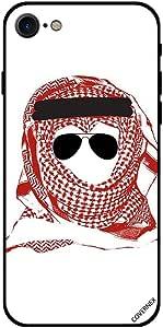 حافظة لهاتف ايفون 8 - نمط عربي