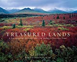 img - for Treasured Lands: A Photographic Odyssey Through America's National Parks book / textbook / text book