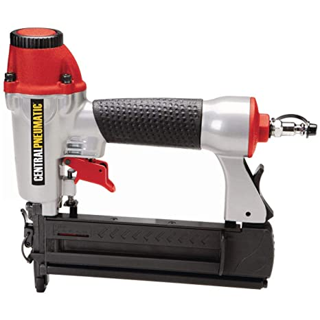 Central Pneumatic 18 Gauge 2-in-1 Nailer/stapler - Power Nailers ...