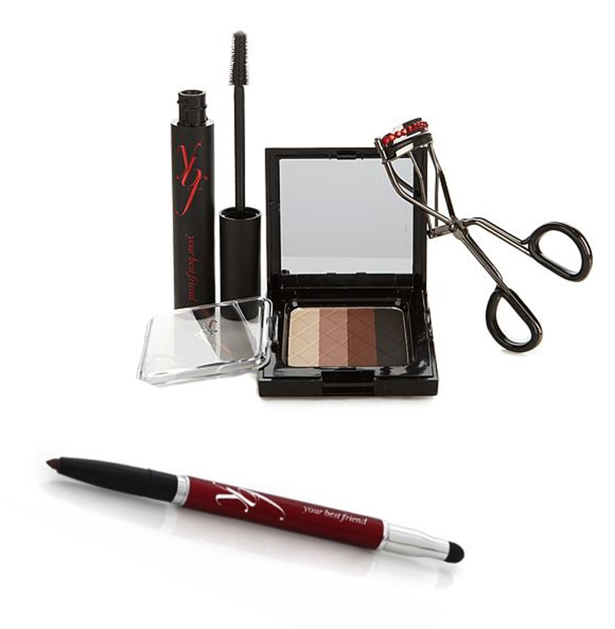 Ybf ~ Your Best Friend ~Your Bold & BeYOUtiful Eyes 4 Piece Favorites Collection