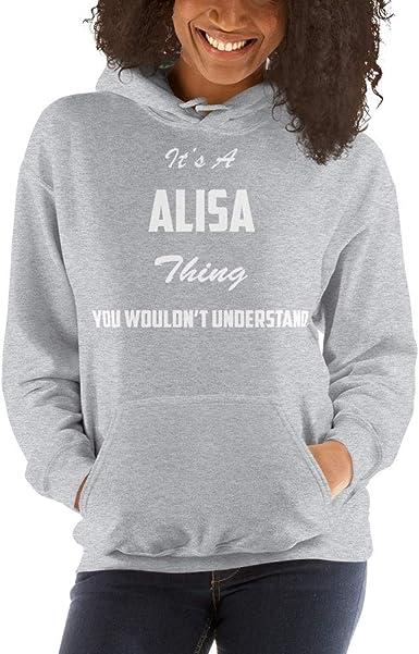 You Wouldnt Understand meken Its A Alissa Thing