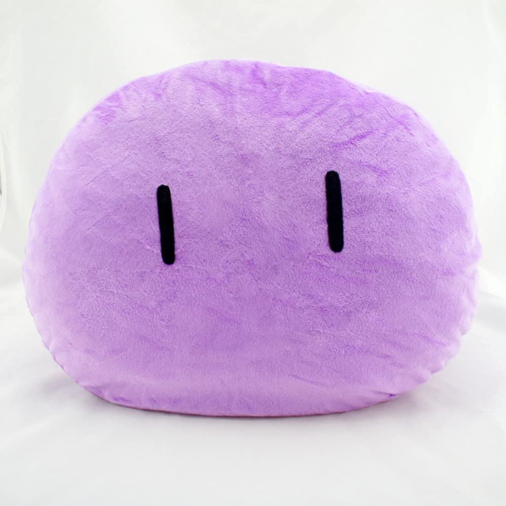 Clannad Dango Family Handmade Stuffed Plush Cushion Pillow Purple