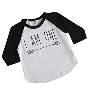 Amazon Boy First Birthday Outfit Shirt One