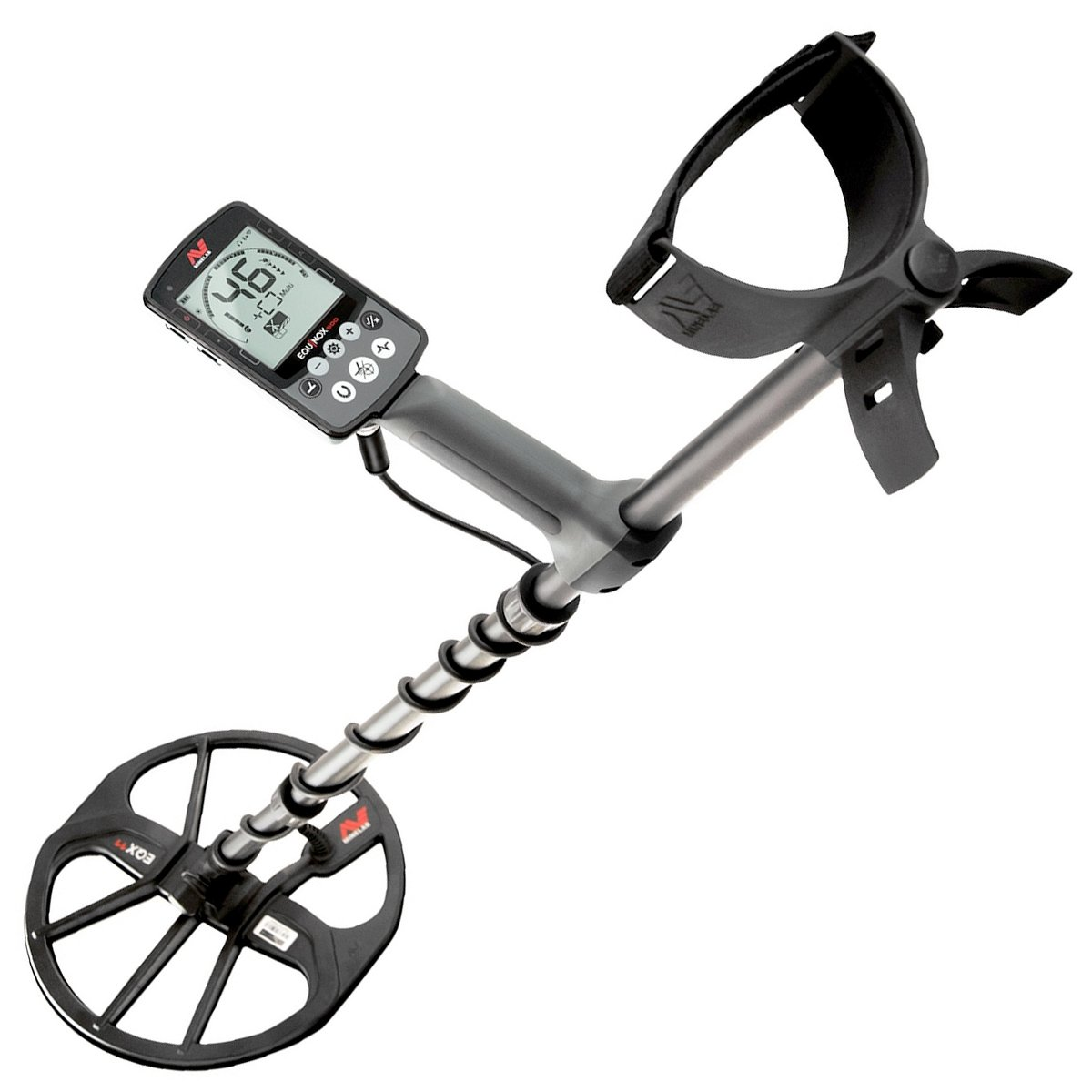 Amazon.com : Minelab EQUINOX 600 Multi-IQ Metal Detector with Pro-Find 35 Pinpointer : Garden & Outdoor