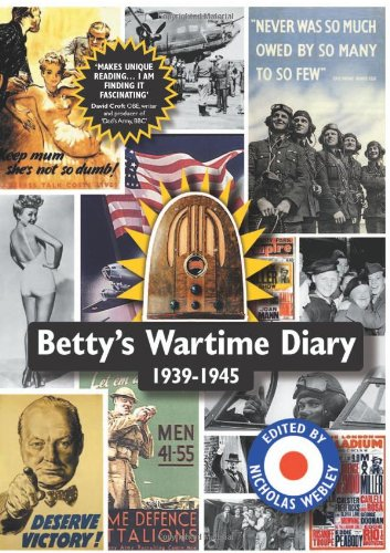 Betty's Wartime Diary - Group Women For Norfolk