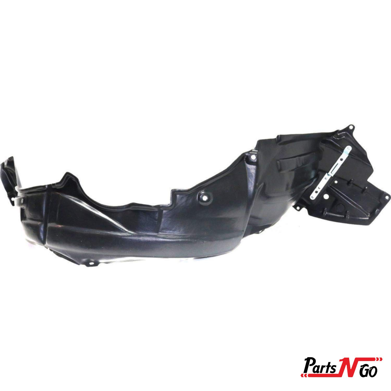 Parts N Go 2014-2016 Scion TC Fender Liner Passenger Side RH Splash Shield 5387521110 SC1249111
