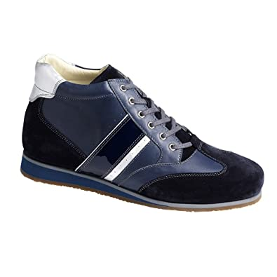 PiedroPiedro Mens Sports Shoes 3580 - Sandalias con cuña hombre , color azul, talla 44 EU