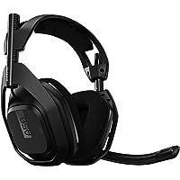 Logitech 939-001674 A50 Wireless Headset + Base Station para PS4, Negro