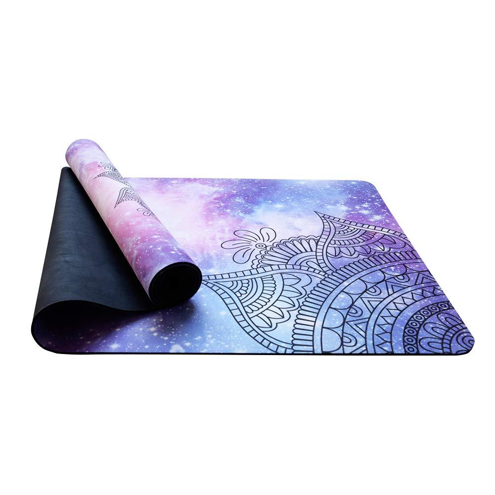 Amazon.com: Jodream - Alfombrilla de yoga de goma natural ...