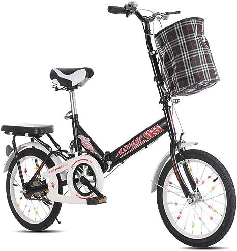 Bicicleta Plegable Ligera RáPida, Bicicleta Plegable PequeñA ...
