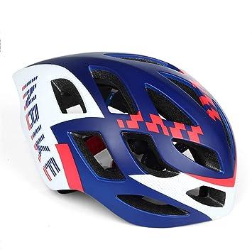 FIX-S Casco, Adecuado para Bicicleta Hombres Y Mujeres Autopista ...