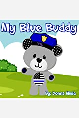 My Blue Buddy: Daddy Edition Paperback