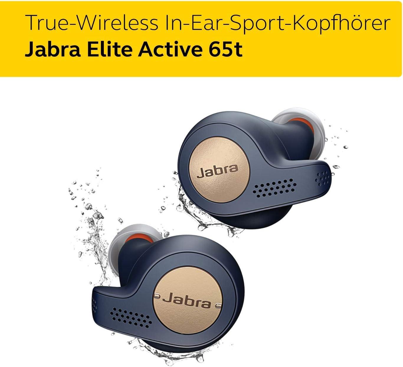 Jabra Elite Active 65t True Wireless Bluetooth Sports Elektronik