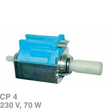 vioks Bomba de agua, cafetera eléctrica eléctrico Bomba Cafetera apto como ARS cp4sp con bomba eléctrica 230 V: Amazon.es: Electrónica