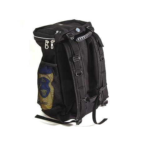 Triatlón Zoggs - mochila transición bolsa mojada y compartimiento seco bolsa de deporte natación, negro Negro negro Talla:talla única: Amazon.es: Deportes y ...