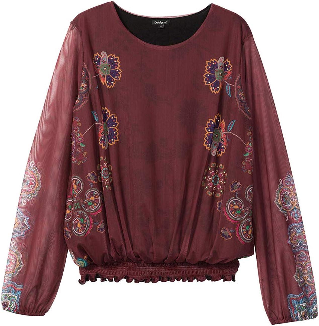 Desigual Women's T Shirt Andora at Amazon Women's Clothing store