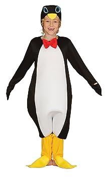 Guirca - Disfraz de pingüino, para niños de 3-4 años, color negro ...