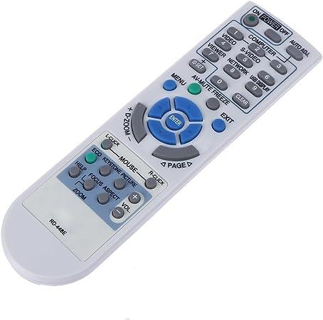 TeKswamp Video Projector Remote Control for NEC LT156