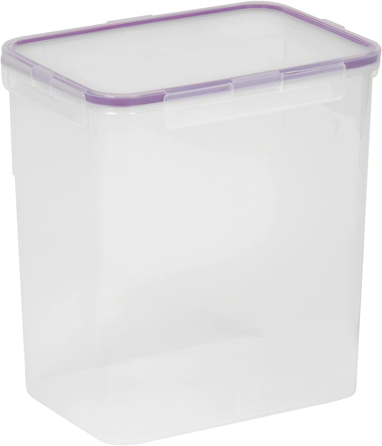 Snapware 885941851931 Airtight 23-Cup Rectangular Food Storage Container, Clear