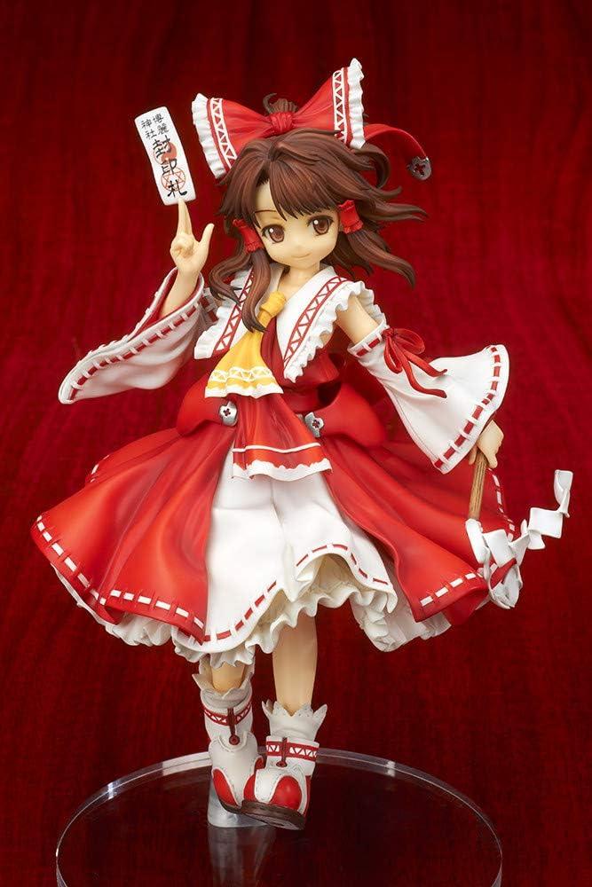 Reimu Hakurei PVC Figure quesQ Touhou Project Kourindou Version