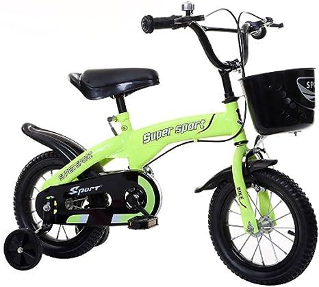 Z&D Bicicletas Para Niños, Bicicleta Con Marco De Acero De Alto ...