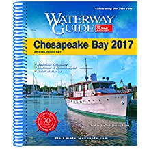 Waterway Guide Chesapeake Bay and Delaware Bay 2017