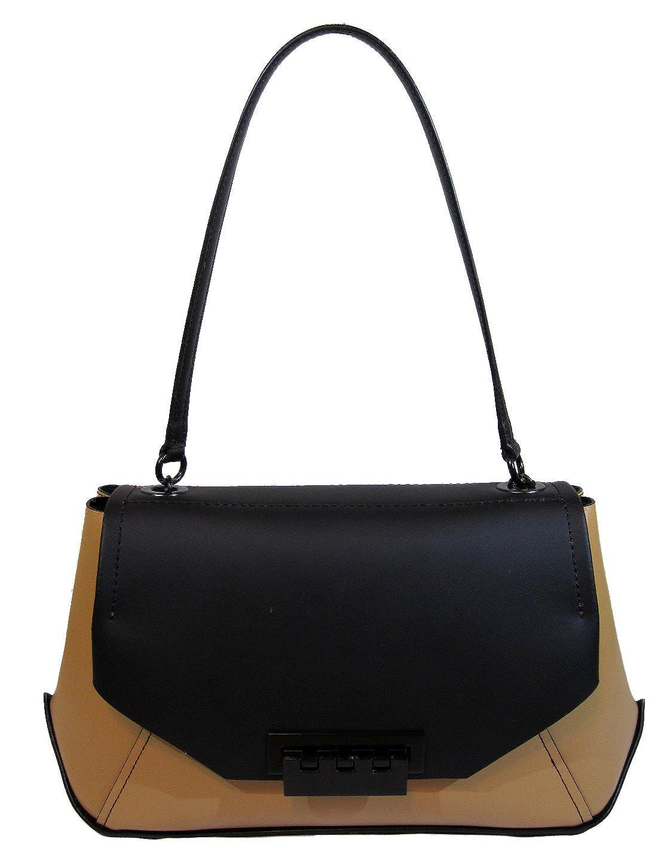 4df8628c0b73 Amazon.com  ZAC Zac Posen Eartha Envelope Colorblock Shoulder Bag ...