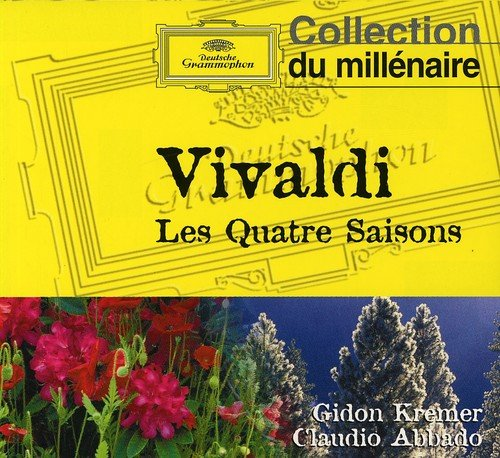 Kremer, Abbado, London Symphony Orchestra - Vivaldi: Four Seasons - Amazon.com Music