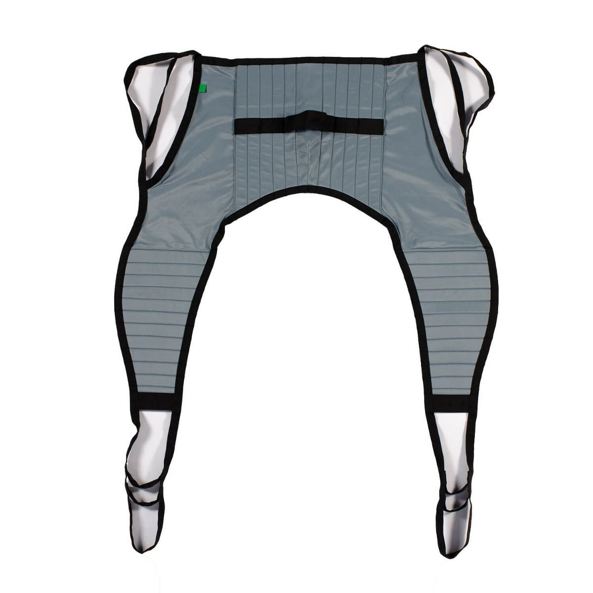 Padded U-Sling Without Head Support, Universal Patient Lift Sling, Size Large, 600lb Capacity by Patient Aid (Image #6)