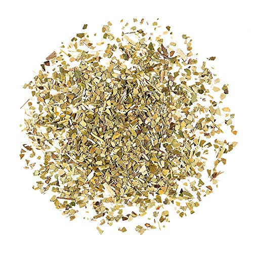 Brazilian Herbal Tea - Yerba Mate Herbal Tea Organic - Traditional South American Drink - Loose Leaf Argentina 100g 3.5 Ounce