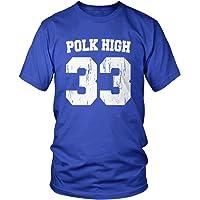Amdesco Polk High, Al Bundy Football Jersey Men's T-Shirt
