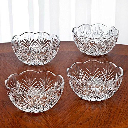 - Godinger Dublin Set Of 4 Candy Bowls