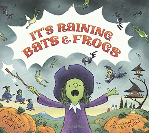 It's Raining Bats & Frogs -