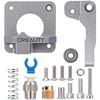 Krealitet uppgradering aluminium delar MK8 extruderare legering block bowden extrtruder 1,75 mm tråd för Ender3/Pro…