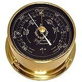 Downeaster Blue Dial Standard Barometer