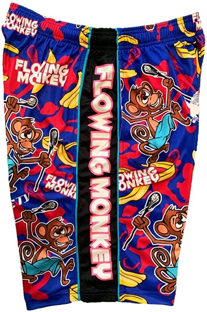Flow Society Boys Big Flowing Monkey Shorts