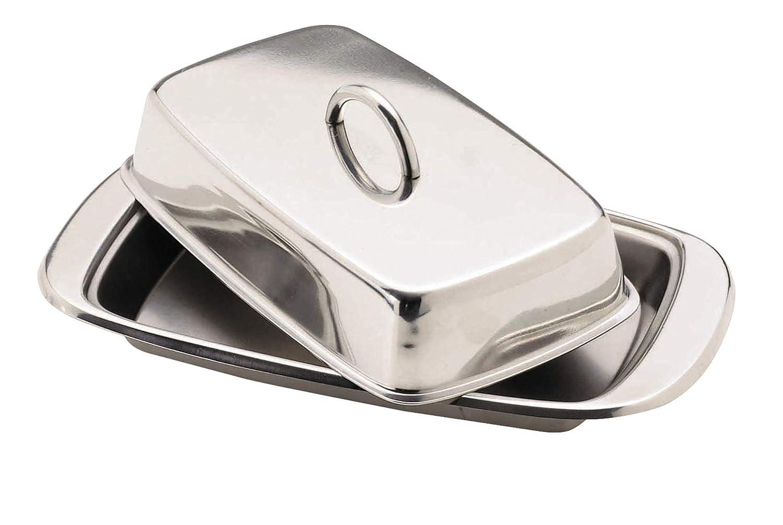 Kitchen Craft KCBUT - Recipiente con Tapa para Mantequilla (Acero ...