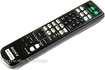 Sony RM-U305 - Mando a distancia para sistema AV: Amazon.es ...