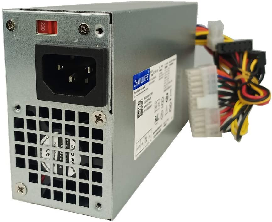 Lee_store 220W Power Supply Compatible for Dell Inspiron 3647 660s Acer X1420 X3400 eMachines Gateway Series Delta DPS-220UB A Liteon H220AS-00 L220AS-00 L220NS-00