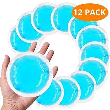 Amazon.com: Paquetes de gel de hielo para niños para fiebre ...