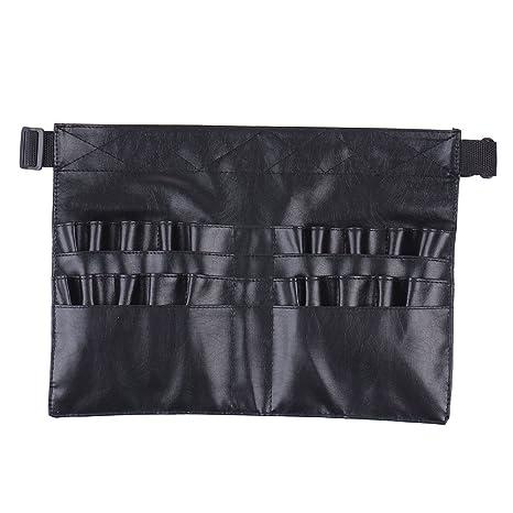 449cb3da9 Molie Profesional cepillo cosmético del maquillaje del bolso delantal del  artista de la correa Soporte para
